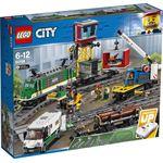 lego City Vrachttrein 60198