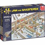 Jan van Haasteren Kerstavond 1000 stukjes