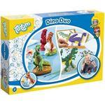Totum Dino Duo 2 in 1 Set