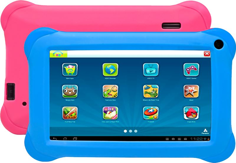 Denver TAQ-70354KBLUE/PINK 7,0 inch / blauw, roze / 32 GB