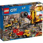 lego City Mijnbouwexpertlocatie - 60188 Ga goudzoeken in de mijn
