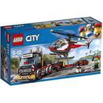 lego City Zware vrachttransporteerder 60183