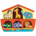 Janod Noah's Ark Puzzle