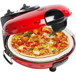 Bestron DLD9070 pizza stone oven