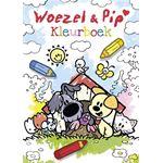 Woezel en Pip Kleurboek Woezel & Pip