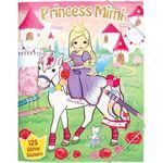My Style Princess kleurboek + 125 glitter stickers