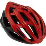 AGU Strato fietshelm rood L-XL heren