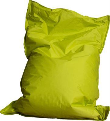 Binnen Buiten Zitzak.Drop Sit Zitzak Lime 130 X 150 Cm Binnen En Buiten Zitzak