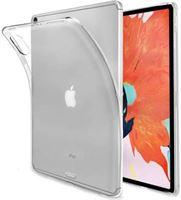 qMust Apple iPad Pro 11 2018 Soft TPU case Transparent voor iPad Pro 11 transparant