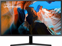 Samsung 4K Monitor 32 inch LU32J590UQU