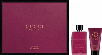45592aa3efb Gucci Guilty Absolute pour femme 50 ml geschenkset