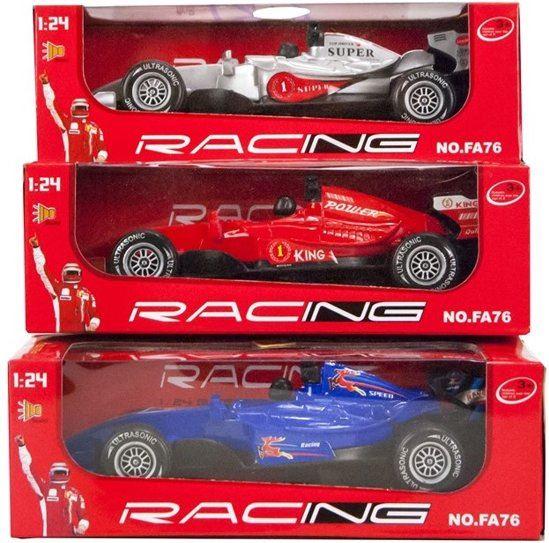 Pippashop 3 Stuks Race Auto 1 24 Pull Back Met Geluid Kopen