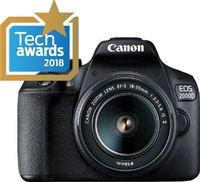 Canon EOS 2000D BK 18-55 IS II EU26