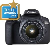 Canon EOS 2000D + EF-S 18-55mm f/3.5-5.6 IS II