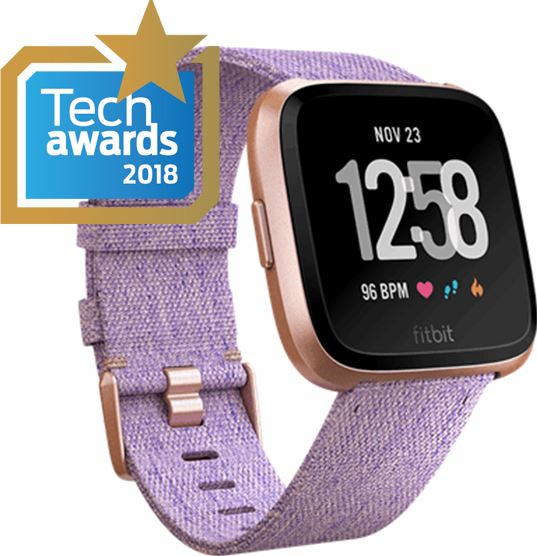 Fitbit Versa - Special Edition paars / S|L
