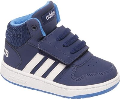 finest selection a39b3 b30e6 Adidas Kinderen Hoops Mid 2.0 - Maat 27