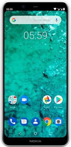 Nokia 5.1 Plus 32GB White