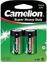 Camelion R14P-BP2G Zink-carbon 1.2V niet-oplaadbare batterij