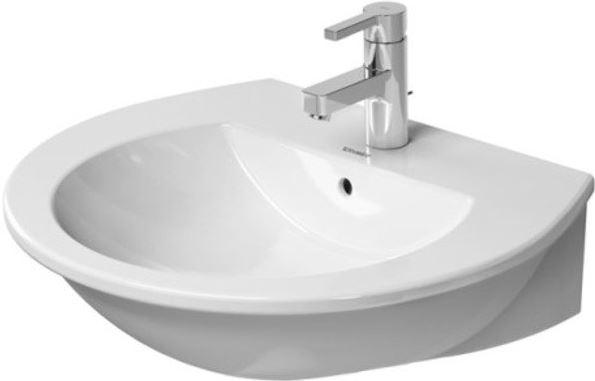 Philippe Starck Wastafel : Starck organic voor harmonie in de badkamer