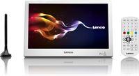 Lenco TFT-1038 - LCD-TV - 10 - DVB-T2 - HDMI - 4 uur playtim - Zwart