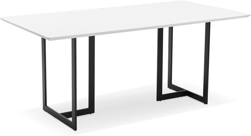 Alterego eettafel design bureau titus van wit hout cm