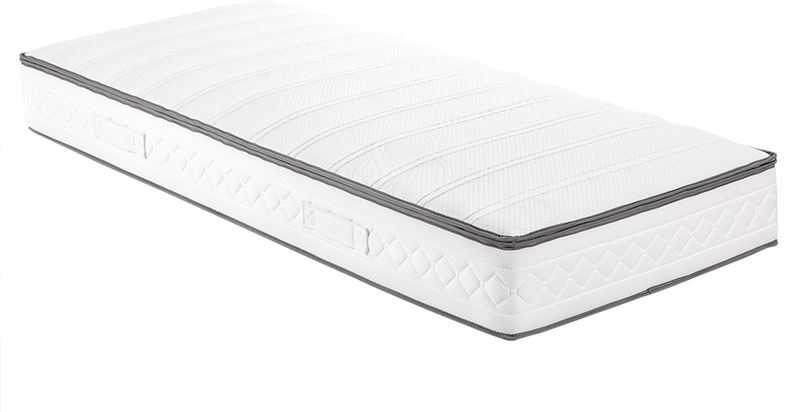 Beter Bed Pocketveermatras Platinum Pocket Superieur 200 x 90 x 26 wit