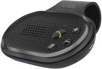 SBS Mobile BT800 Carkit Bluetooth Handsfree Multipoint zwart