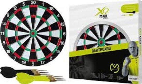 Dartbord In Kast : Xqmax dartborden kieskeurig