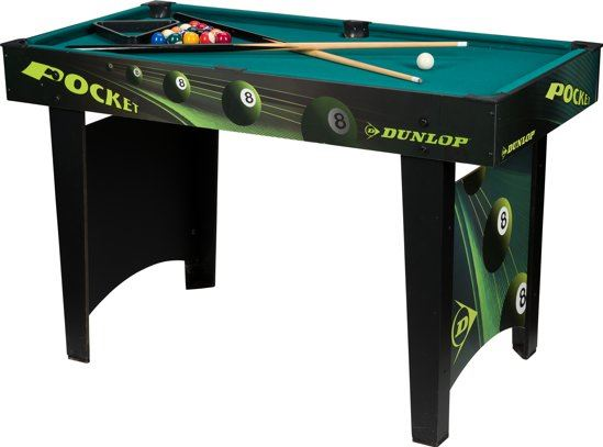 Dunlop Pool table Pocket MD