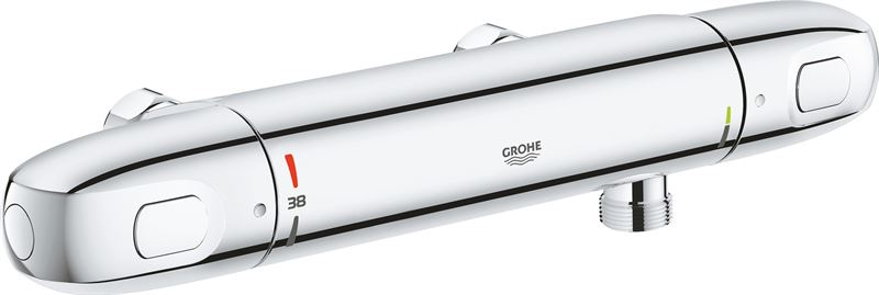 GROHE Grohtherm 1000 New cooltouch 120 Z/Kopp