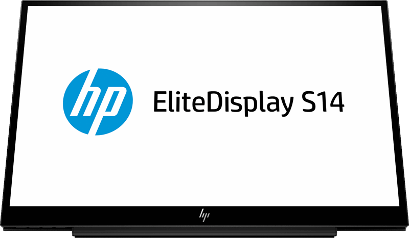HP EliteDisplay S14