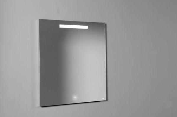 Spiegel Met Verwarming : Looox m line spiegel cm met verlichting en verwarming