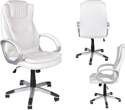 Design Bureaustoel Kopen.Luxe Witte Design Bureaustoel Kopen Kieskeurig Nl Helpt Je Kiezen