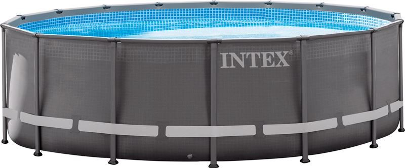 Intex Ultra Frame Zwembad Ø 488 cm (set incl. zandfilterpomp)