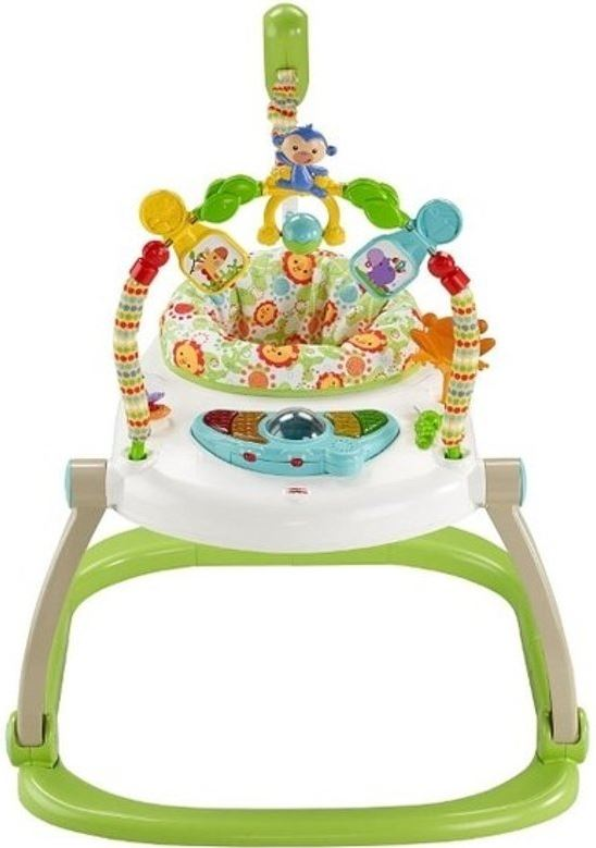 Fisher-Price Rainforest Friends Jumperoo - Wipstoel