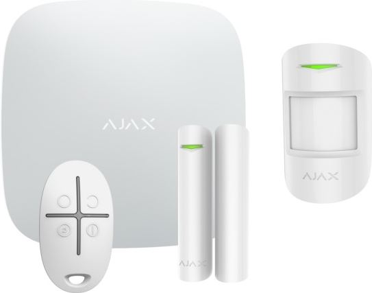 AJAX Systems AJAX Hubkit Wit