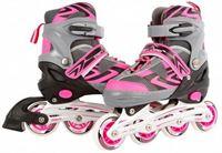 Street Runner Skates Roze 35-38 - Skates Meisjes Verstelbaar
