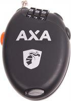 Axa Kabelcijferslot Roll 750 x 1 6 mm zwart