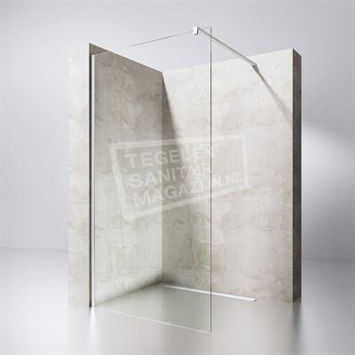 Douchewand Glas 90 Cm.Gradara Douchewanden 21 Kieskeurig Nl
