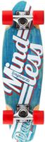 Mindless Longboards Daily Stained blauw