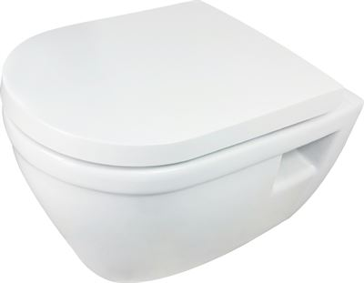 Toilet Zonder Spoelrand : Villeroy boch omnia architectura wandcloset diepspoel zonder