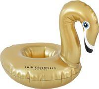 Swim Essentials Opblaasbare Gouden Zwaan Bekerhouders 3 Stuks