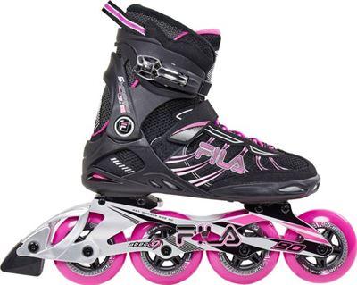 720fa82a8ea Fila Inline Skates Shadow Lx Dames Zwart/roze Maat 42