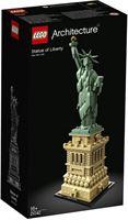 lego Architecture Vrijheidsbeeld - 21042 Bouw hét symbool van de vrijheid: het Vrijheidsbeeld