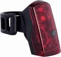 Axa Greenline 1 LED Achterlicht USB-oplaadbaar