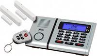 Alecto DA-200 - Draadloos Alarmsysteem - Met telefoonkiezer