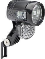 Axa Blueline Koplamp 30 LUX Steady Auto Dynamo zwart
