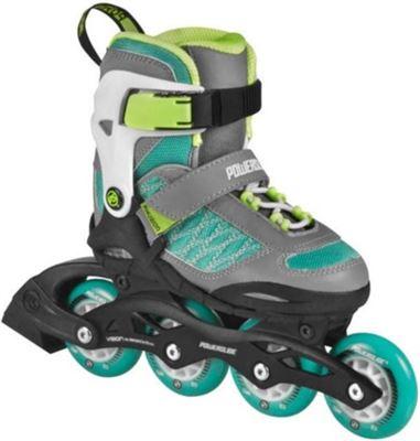 cfea5091aae Powerslide Inline Skates Galaxy verstelbaar junior grijs maat 29/32