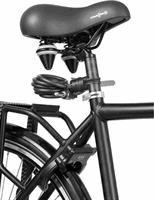 Axa Newton PI - Kabelslot - ART2 - 150 cm - Zwart
