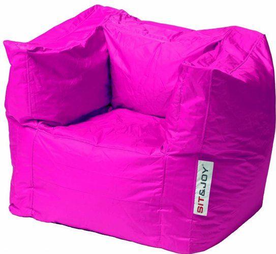 Sit Joy Basic Square Zitzak.Sit Joy Sit And Joy Lounge Chair Zitzak Roze Prijzen Op